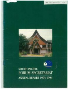 thumbnail of 1993-1994 annual report