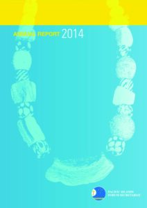 thumbnail of 2014 FORUM Annual Report