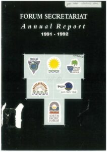 thumbnail of 1991-1992 annual report