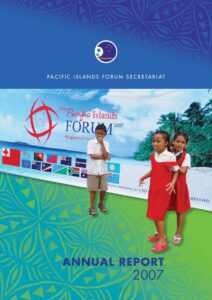 thumbnail of 2007 PIFS Annual Report