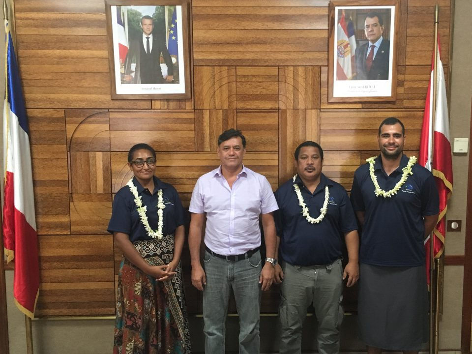 French Polynesia Electoral mission