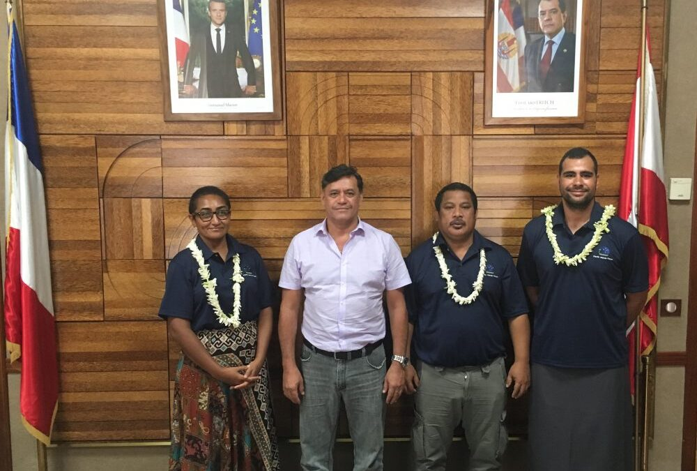 French Polynesia Electoral mission