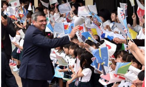 Progressing Pacific Priorities at the 8th Pacific Leaders Meeting in Japan