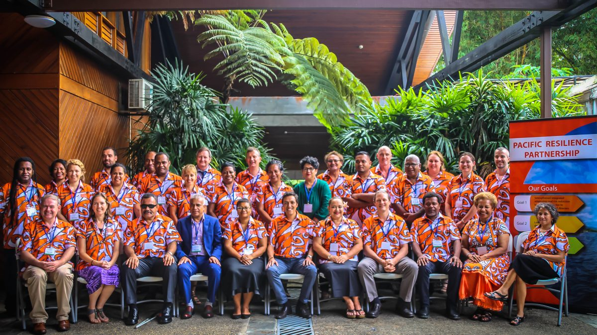 Pacific Resilience Partnership