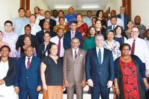 Pacific Trade Officials Prepare for World Trade Organisation Negotiations