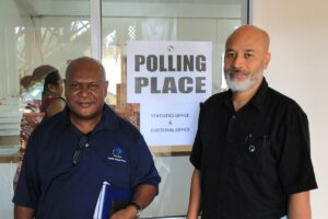 Pacific Islands Forum observes Cook Islands parliamentary elections