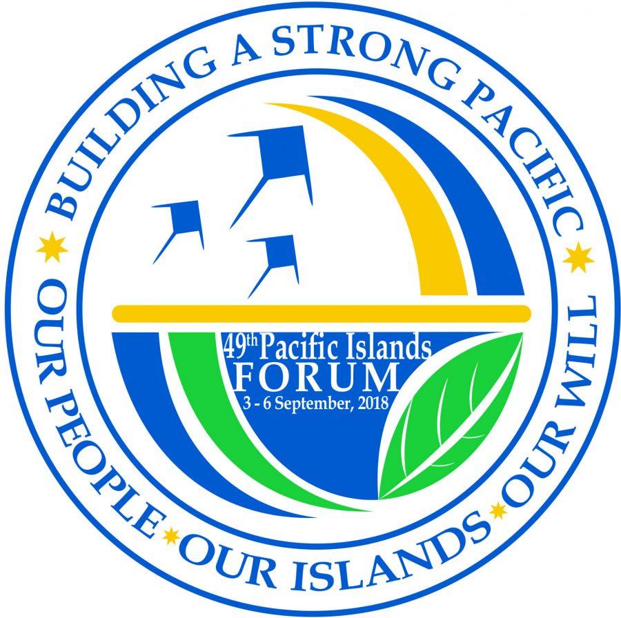 Nauru Forum Logo 2018