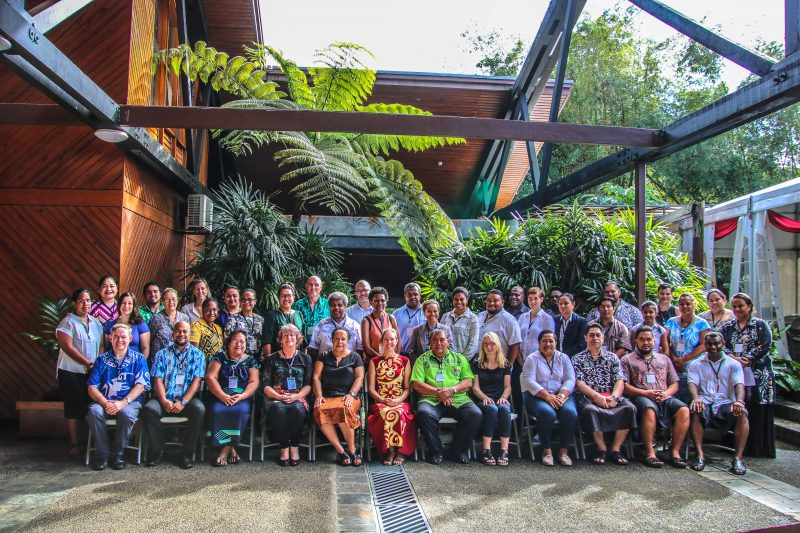 Legislating for climate smart DRM Group Photo