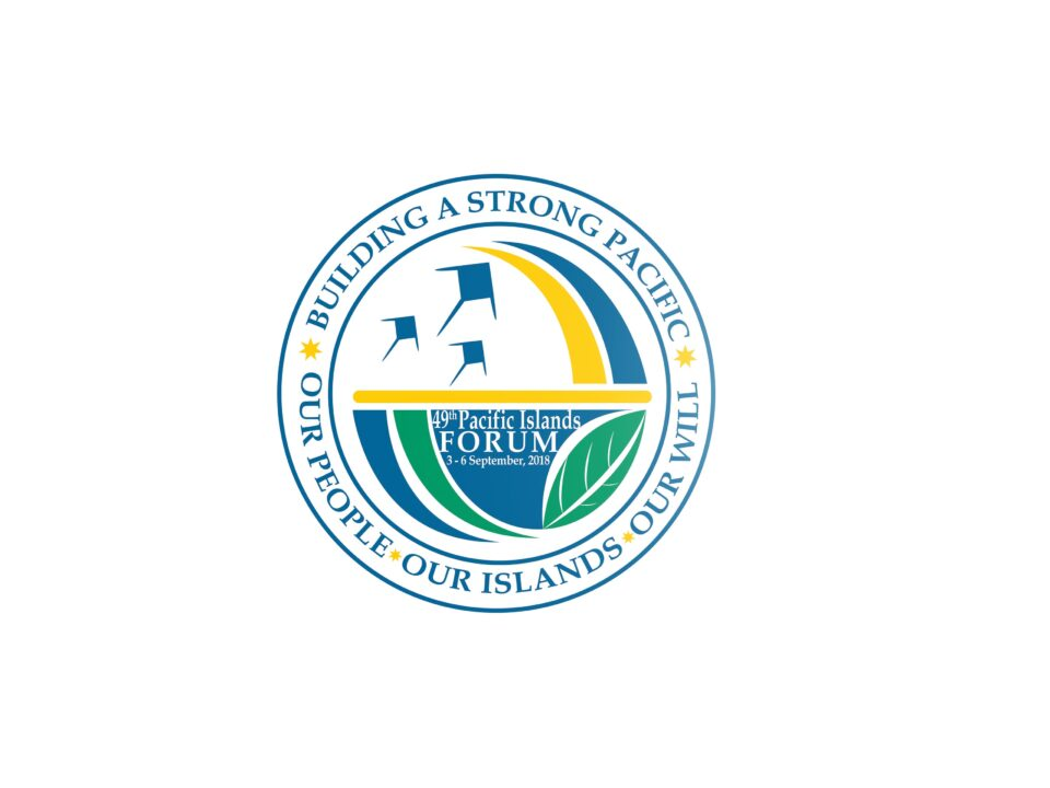 49th Pacific Islands Forum Logo