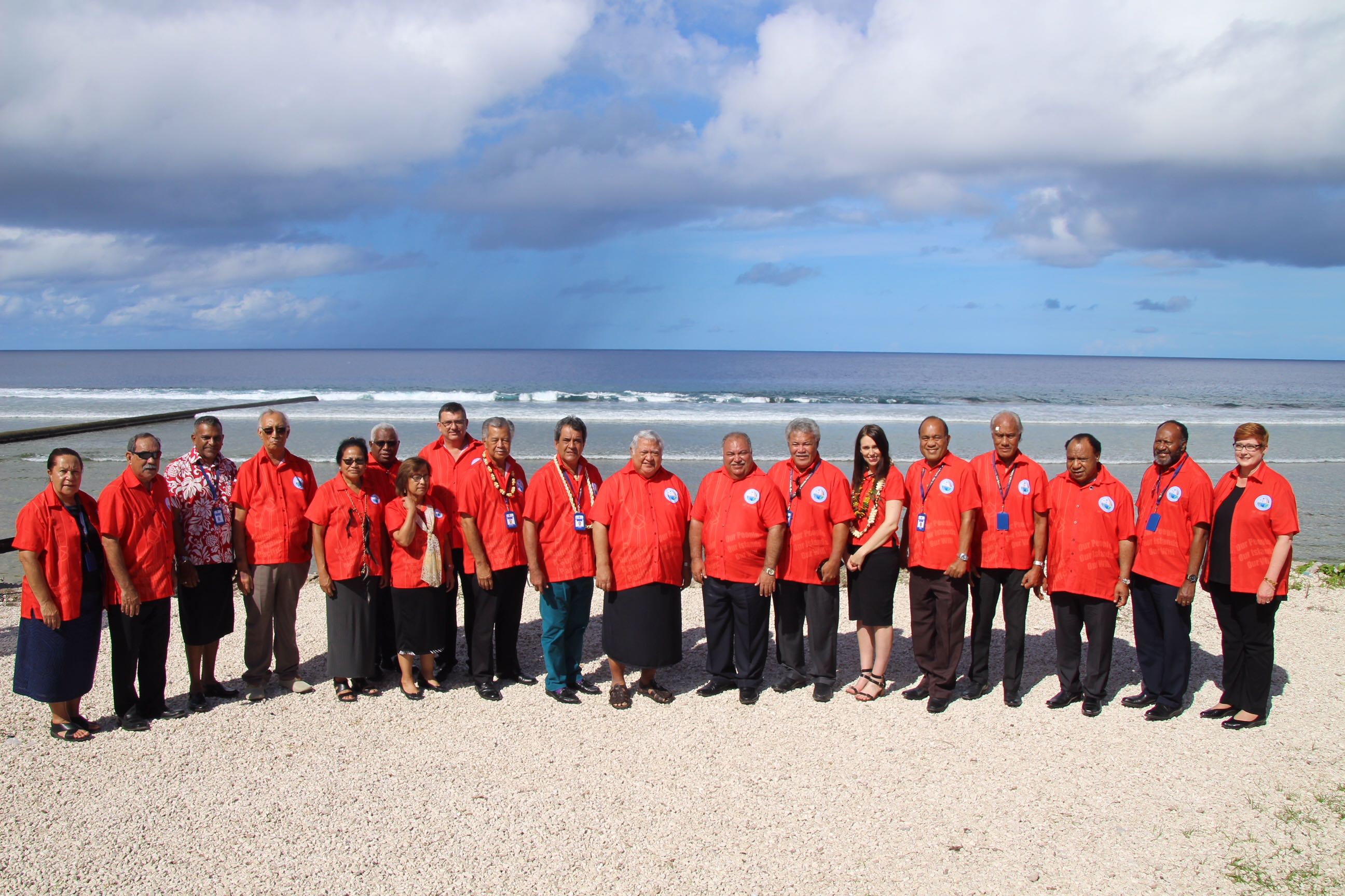 Forum Leaders Commit to Collective Action for A Strong Blue Pacific