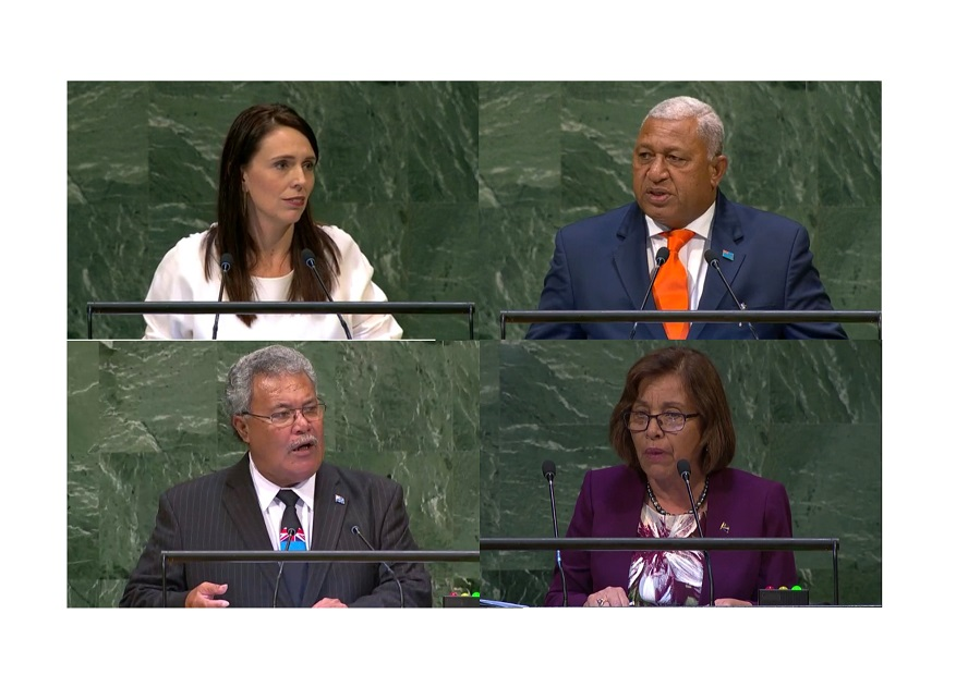 Pacific Leaders at UNGA
