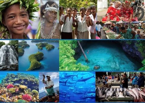 Pacific SDGs Report Cover Shot