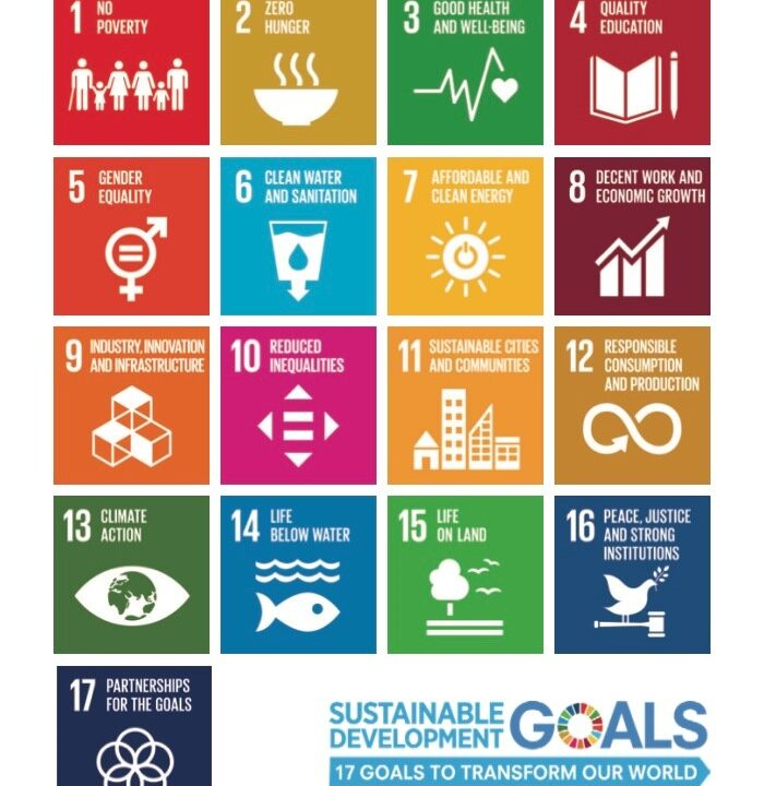 SDGs Table