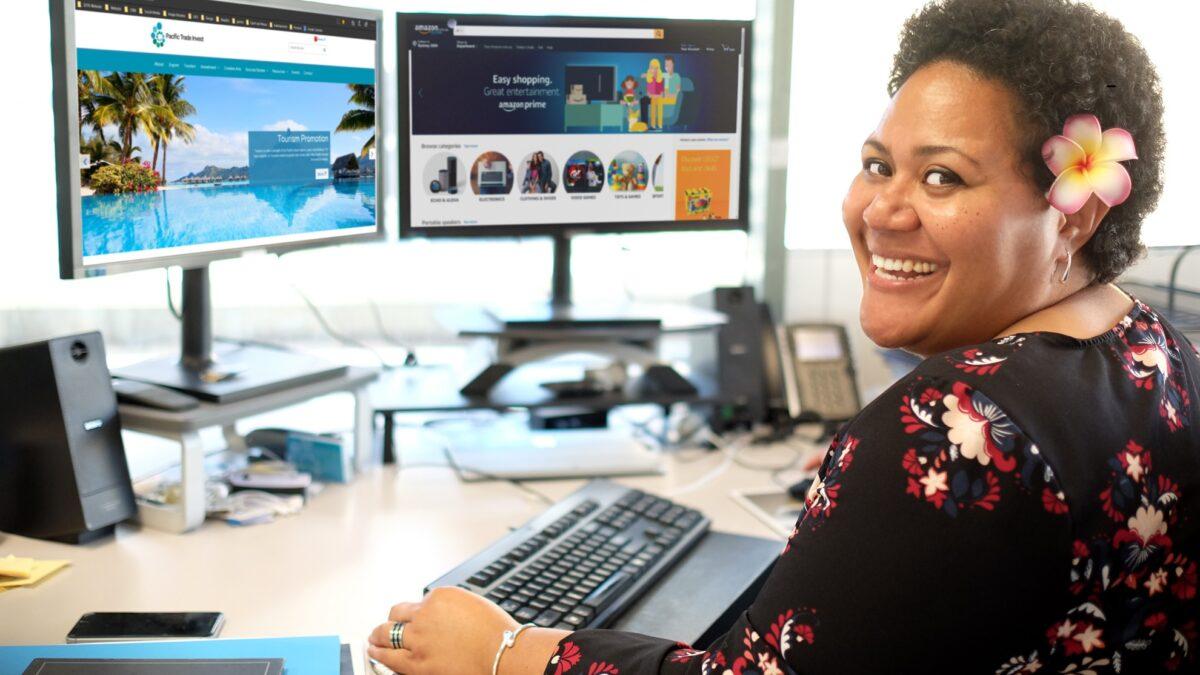 PTI Australia Fiji Workshops - Brenda