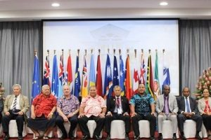 High Level Dialogue Between Pacific ACP States and the European Union for ACP-EU Negotiations for a Post-Cotonou Treaty
