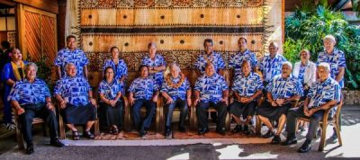 Pacific Islands Forum Statement: Blue Pacific's Call for Urgent Global Climate Change Action