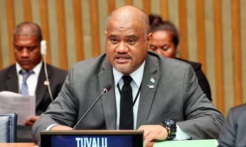 Pacific joins negotiations for new treaty on marine biodiversity beyond national jurisdiction (BBNJ)