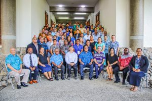 Fifteen Pacific-ACP Countries and Development Partners Meet in Suva