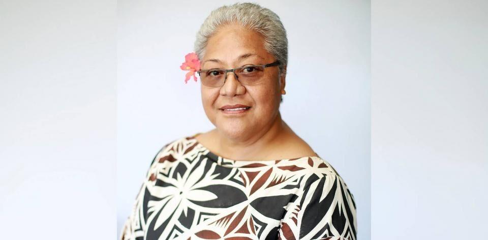 Samoa PM Hon. Fiame Naomi Mataafa